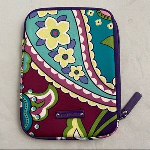 Vera Bradley Heather paisley neoprene tablet case